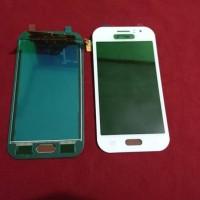 lcd touchscreen Samsung J1 ace J110 putih