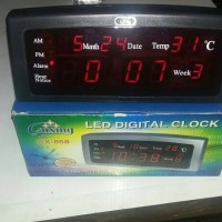 Jam Led CX 868