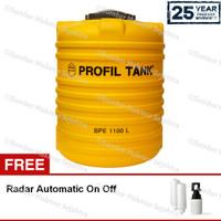 Tangki Air / Tandon / Toren Profil BPE 1100 Liter (BPE 1100)