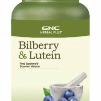 GNC HERBAL PLUS BILBERRY AND LUTEIN