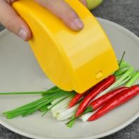 Jual Herb Mincer Cutter Veggie twister Onion Chopper Alat penghancur bumbu Murah