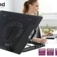 Notebook Stand with Cooling Pad ERGOSTAND for Laptop - Notebook