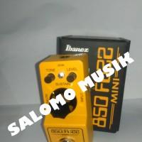 harga Efek/effect Gitar Elektrik Ibanez Fuzz Mini Tokopedia.com