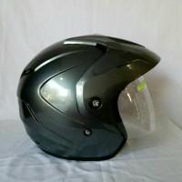 Helm murah bmc Sharp graphite Abu abu