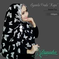 Jilbab Khimar Syamila Prada Kupu