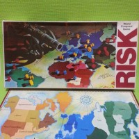 Boardgame RISK 1980 Parker Brothers