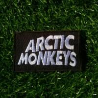 Bordir Patch ARCTIC MONKEYS / Bordir Band ARCTIC MONKEYS