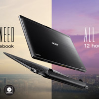 ACER SWITCH ONE 10 - Notebook + Tablet 2 in 1 Windows 10