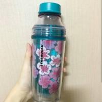 Starbuks Sakura Plastic Bottle