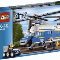 anak kreatif Lego City 4439 : Heavy Duty Helicopter
