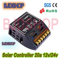 Solar Charge Controller PWM 20A Panel Surya Solar Cell