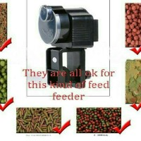 RESUN AUTO FEEDER - fish food timer aquarium