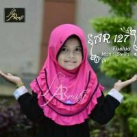 Hijab Ar-rafi | AR 127 Kids | Hijab Kids | Jilbab Kids | Hijab Instan