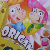 Origami Pola Binatang-Rita Rismiati