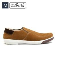 Jual Sepatu Pria Edberth Granada Sneakers Tan Men Murah