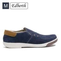 Jual Sepatu Pria Edberth Granada Sneakers Blue Men Murah