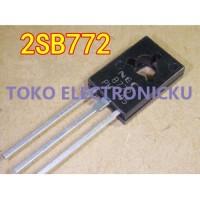 2SB772 B772 3A 40V TRIODE PNP Power Transistor