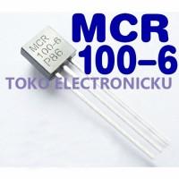SCR MCR100-6 MCR 100-6 MCR100 0.8A 400V SCR IC