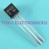 BF422 F422 TO-92 NPN 250V 0.1A High Voltage Transistor