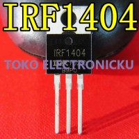 IRF1404PBF IRF1404 IRF1404Z 40V 162A N-Channel MOSFET Transistor