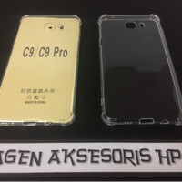 Anti CRACK Samsung C9 Pro 6.0 inchi Softcase ANTI SHOCK ANTI BENTUR