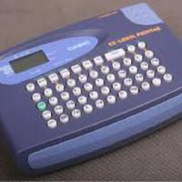 Casio Label Printer KL 60 L Mesin KL-60L