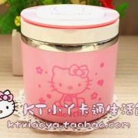 Jual Rantang Sup Lunch Box Stainless Tempat Makan Hello Kitty Doraemon Murah