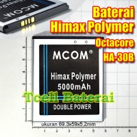 Baterai Himax Polymer Octa Core Ha-30b Mcom