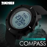 Jam Tangan Digital + Kompas Digital - SKMEI, DG1216CM
