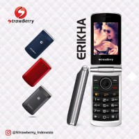 harga Hp Strawberry S-3 / S 3 / S3 Erikha Dual Sim 2.8
