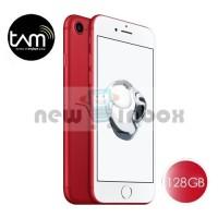 APPLE IPHONE 7 128GB - RED - GARANSI RESMI APPLE INDONESIA 1 TAHUN