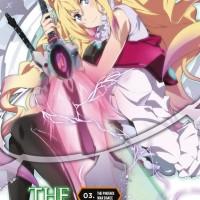 Light / Lite Novel Gakusen Toshi Asterisk War Vol 3 English