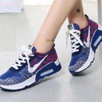 Sepatu Boots Elegan untuk Anak Muda Kode EMA SK055 Biru