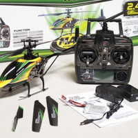 RC HELICOPTER TWL V912 VERSION 2.4G 4CH (V912-2) LENGKAP MINI MURAH