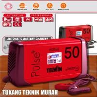Telwin Pulse 50 Battery Charger Mesin Cas Aki