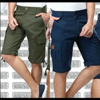 Jual Celana pendek PDL cargo jogger pants jeans denim short cut off jort Murah