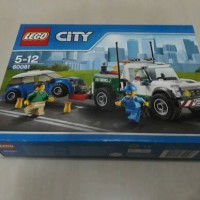 LEGO 60081 - City Pickup Tow Truck