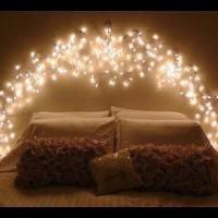 Jual lampu tumblr rumah warm white lamp led natal hiasan unik kamar ruangan Murah