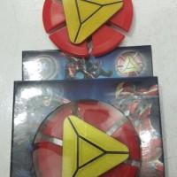 Jual Fidget Spinner Iron Man(New Edition) Murah