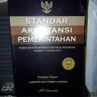 Standar Akuntansi Pemerintahan PPRI 71 Tahun 2010