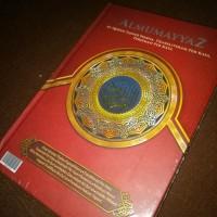 Al Quran Terjemah Per Kata Al Mumayyaz Besar - Indeks Tematik - A4