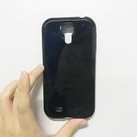 Silicon Hp Samsung S4 Hitam