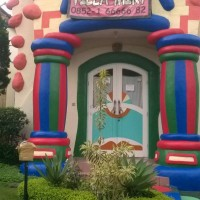 sewa Villa Miky kota bunga puncak Cianjur Termurah