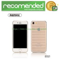 Remax Wave Series TPU Protective Soft Case for iPhone 7 - Transparent