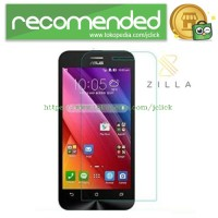 Zilla 2.5D Tempered Glass Curved Edge Protection Screen 0.33mm for ASU