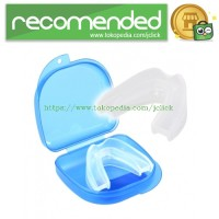 Stop Snoring Solution Mouthpiece Suits Protect Device / Alat Bantu Ant