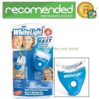 Whitelight Teeth Whitening / Pemutih Gigi - White