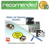Water Jet Cannon Power Washer / Penyemprot Air - No Color