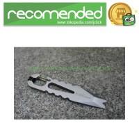 Swordfish Crowbar Screwdriver EDC Multifunction Tool - Silver