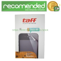 Taff Invisible Shield Screen Protector for Apple MacBook Pro 15 Inch -